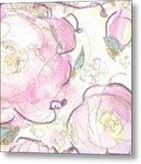 Summer Roses 2010 Metal Print