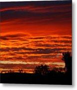 Summer Sunset 2 Metal Print
