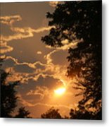 Summer Sunset 2 Metal Print