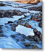 Summerland Creek Metal Print