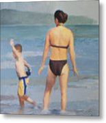 Summer's Day Metal Print