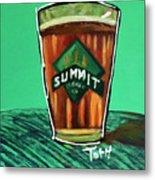 Summit 2 Metal Print