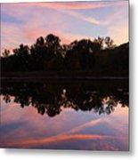 Summit Lake Sunset I  Metal Print