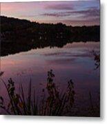Summit Lake Sunset II  Metal Print