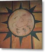 Sun Dance Tile Kit Metal Print