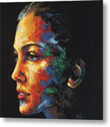 Sun Kissed - With Hidden Pictures Metal Print