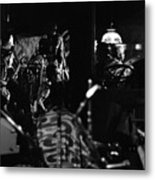 Sun Ra Arkestra At The Red Garter 1970 Nyc 1 Metal Print