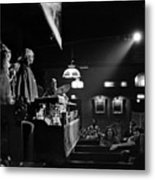 Sun Ra Arkestra At The Red Garter 1970 Nyc 12 Metal Print
