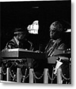 Sun Ra Arkestra At The Red Garter 1970 Nyc 14 Metal Print