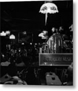 Sun Ra Arkestra At The Red Garter 1970 Nyc 16 Metal Print