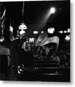 Sun Ra Arkestra At The Red Garter 1970 Nyc 17 Metal Print