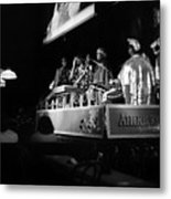Sun Ra Arkestra At The Red Garter 1970 Nyc 18 Metal Print