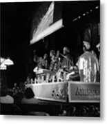 Sun Ra Arkestra At The Red Garter 1970 Nyc 19 Metal Print