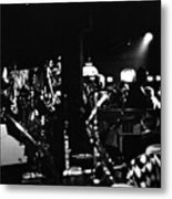 Sun Ra Arkestra At The Red Garter 1970 Nyc 2 Metal Print