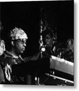 Sun Ra Arkestra At The Red Garter 1970 Nyc 23 Metal Print