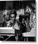 Sun Ra Arkestra At The Red Garter 1970 Nyc 36 Metal Print