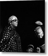 Sun Ra Metal Print