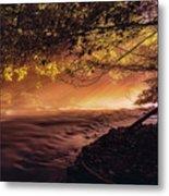 Sun Rays 1 Metal Print