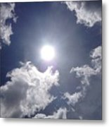 Sun Shine Metal Print