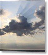 Sunbeams 2 Metal Print