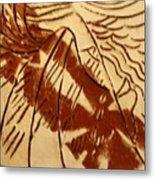 Sunblest - Tile Metal Print