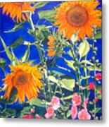 Suncatchers Metal Print