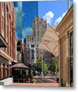 Sundance Square 5484mx Metal Print