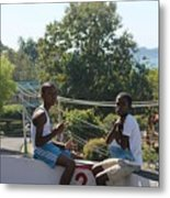 Sunday Morn Metal Print