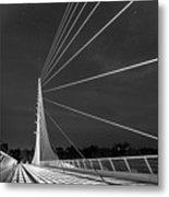 Sundial Bridge 2 Metal Print