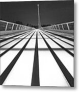 Sundial Bridge 9 Metal Print