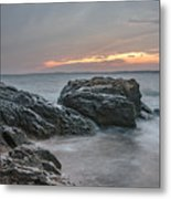 Sundown  Metal Print