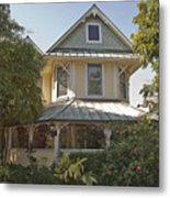 Sundy House Metal Print