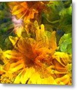 Sunflower 6 Metal Print