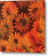 Sunflower Field 1.2 Metal Print