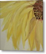 Sunflower Movement Metal Print