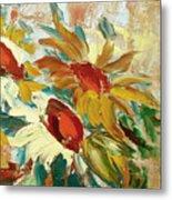 Sunflowers 16 Metal Print
