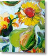 Sunflowers 7 Metal Print