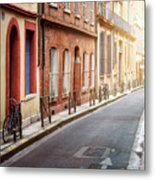 Sunlight In Toulouse Metal Print