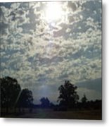 Sunlight- Ultra- Violet II Metal Print