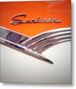 Sunliner Metal Print