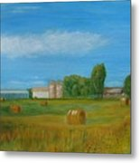 Sunny Day Summer Metal Print