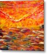 Sunrise #2 15-8 Metal Print