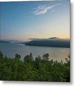 Sunrise Allegheny National Forest Metal Print