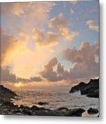 Sunrise At Cockroach Cove Metal Print