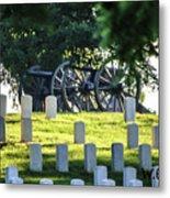 Sunrise At Gettysburg National Cemetery Metal Print