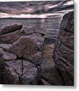 Sunrise At Otter Cliffs #5 Metal Print