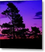 Sunrise At Point Pleasant Park Metal Print