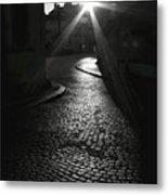 Sunrise At Prague Metal Print