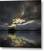 Sunrise At Watts Bar Lake Metal Print