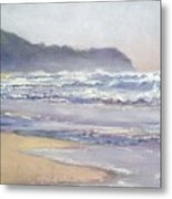 Sunrise Beach Sunshine Coast Queensland Australia Metal Print
